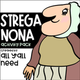 Strega Nona Activity Pack