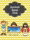 A Unit About Ancient Egypt