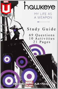 A Unit for Marvel Comics Hawkeye Volume One: My Life as a Weapon (2012)