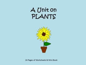 A Unit on Plants