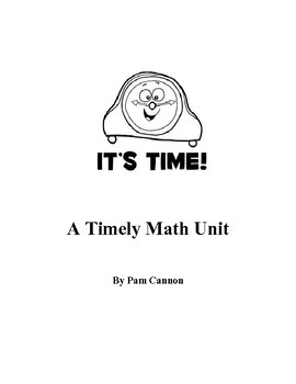 A Unit on Time : Timely Math