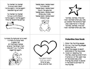 A+ Valentine Box Book