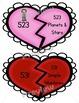 """A Valentine Dewey Hunt BUNDLE Featuring the """"Valentine Zom"""