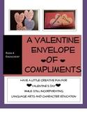 Valentine's Day-Valentine Envelope of Compliments/Upper El