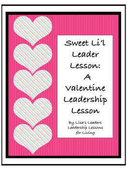 A Valentine Leadership Lesson