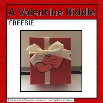A Valentine Riddle