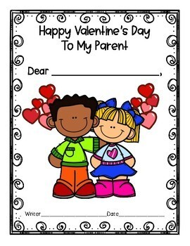 A Valentine To My Parent Personal Narrative