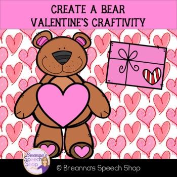 A Valentine's Day Craftivity