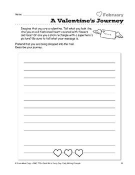 A Valentine's Journey