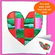 Woven Painted Paper Valentine's Day Cards! Easy Craft