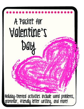 A Valentine's Day Bundle of LOVE! (and fun!)