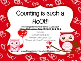 A Valentine's Day Number Sense Math Mini Unit for Kindergarten
