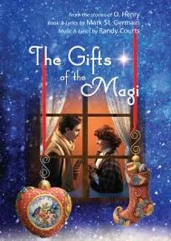 Valentines Day Special-The Gift of the Magi and The Necklace Activity Bundles
