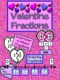 A Variety of Valentine Heart Fraction Math Activities