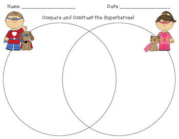 A Variety of Venn Diagrams
