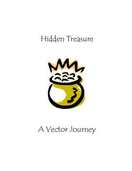 A Vector Journey to Hidden Treasure