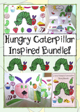 A Hungry Caterpillar Inspired Craft and Vocabulary Bundle!