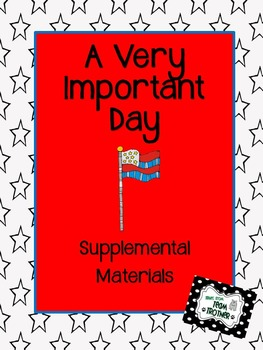 A Very Important Day - Supplemental Materials