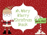 A Very Merry Christmas Pack {A Station and Holiday Fun Pack}