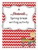 A Very PINTERESTING spring break activity