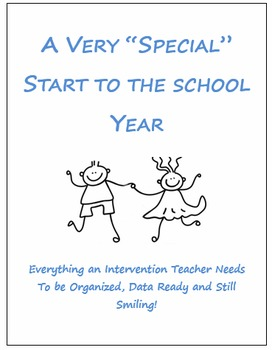 """A Very """"Special"""" Start to the School Year"""