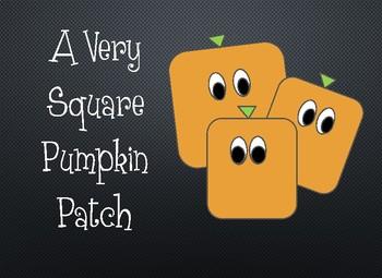 A Very Square Pumpkin Patch