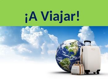 A Viajar Vocabulary PPT