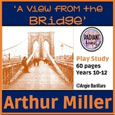 A View from the Bridge Arthur Miller Play Study Grades 10-12