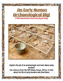A Virtual Archaeological Dig of Early Human Site  (Web-Bas