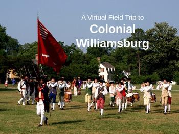 A Virtual Field Trip to Colonial Williamsburg