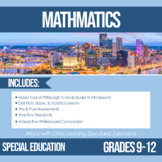 A Virtual Field Trip to Pittsburgh! Special Education Math