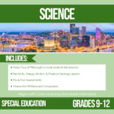A Virtual Field Trip to Pittsburgh! Special Education Scie
