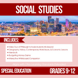 A Virtual Field Trip to Pittsburgh! Special Education Soci