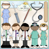 A Visit To The Doctor Clip Art - Medical Clip Art - CU Cli