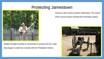 A Visit to Jamestown: PowerPoint