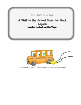 A Visit to the School From the Black Lagoon
