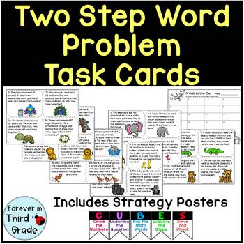 Multi-Step Word Problems