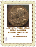 Tuskegee Airmen: A Reader's Theater Script(A Visit with...)