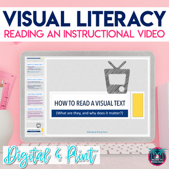 A Visual Literacy Lesson on How to Read a Visual Text as an Instructional Video