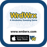 A Vocabulary Game app