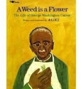A WEED IS A FLOWER VOCABULARY TEST