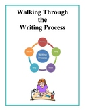 Walking Through the Writing Process, Activities and Handouts