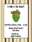 A Walk in the Desert Reading Street Grade 2 2011 & 2013 Series