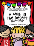 A Walk in the Desert Supplemental Activities (Second Grade Reading Street)