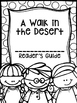 A Walk in the Desert Supplemental Activities (Second Grade Reading Street)