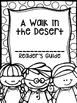 A Walk in the Desert Supplemental Activities (Second Grade
