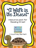 """A Walk in the Desert"" (resources for Reading Street)"