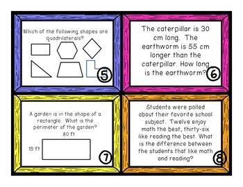 A Walk in the PARCC {{PARCC Math Assessment Prep}}