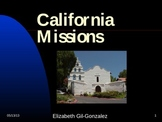 A Walk through the California Missions