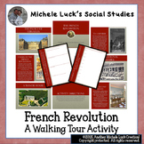 French Revolution Walking Tour or Gallery Walk